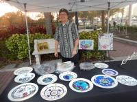 Local Artist Plates