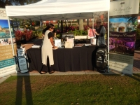 Heathrow Country Club's Booth