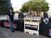 Kirkland Signature & Costco Wholesale Booth