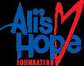 Ali's Hope Foundation Logo