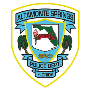 Altamonte Spring Police Department Logo